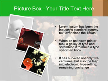 Theater Institute PowerPoint Templates - Slide 17