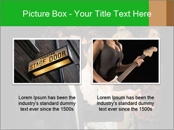 Theater Institute PowerPoint Templates - Slide 18
