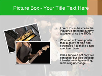 Theater Institute PowerPoint Templates - Slide 20