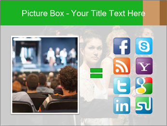 Theater Institute PowerPoint Templates - Slide 21