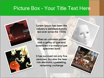 Theater Institute PowerPoint Templates - Slide 24
