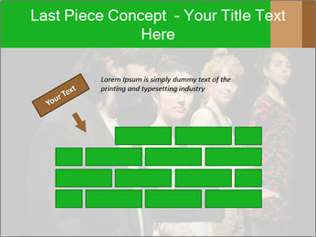 Theater Institute PowerPoint Templates - Slide 46