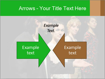Theater Institute PowerPoint Templates - Slide 90