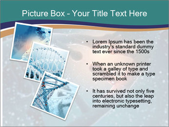 DNA molecule PowerPoint Templates - Slide 17