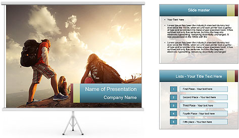 0000087448 PowerPoint Template