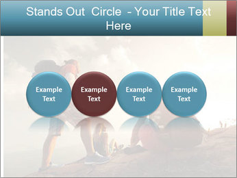 Top of a mountain PowerPoint Templates - Slide 76