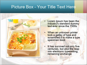 Roasted duck breast PowerPoint Templates - Slide 13