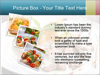 Roasted duck breast PowerPoint Templates - Slide 17