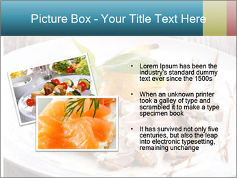 Roasted duck breast PowerPoint Templates - Slide 20