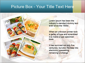 Roasted duck breast PowerPoint Templates - Slide 23