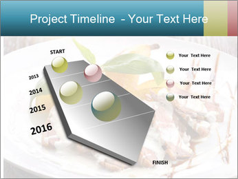 Roasted duck breast PowerPoint Templates - Slide 26