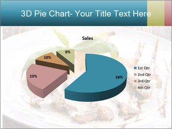 Roasted duck breast PowerPoint Templates - Slide 35