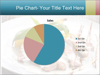 Roasted duck breast PowerPoint Templates - Slide 36