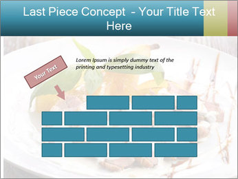 Roasted duck breast PowerPoint Templates - Slide 46