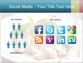 Roasted duck breast PowerPoint Templates - Slide 5