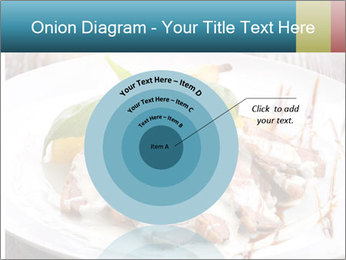 Roasted duck breast PowerPoint Templates - Slide 61