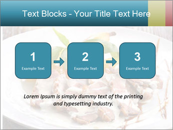 Roasted duck breast PowerPoint Templates - Slide 71