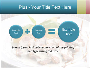 Roasted duck breast PowerPoint Templates - Slide 75