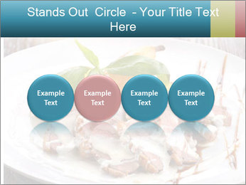 Roasted duck breast PowerPoint Templates - Slide 76