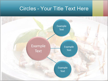 Roasted duck breast PowerPoint Templates - Slide 79