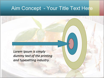 Roasted duck breast PowerPoint Templates - Slide 83