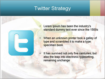 Roasted duck breast PowerPoint Templates - Slide 9