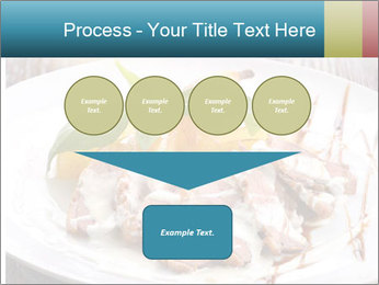 Roasted duck breast PowerPoint Templates - Slide 93