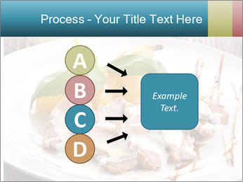 Roasted duck breast PowerPoint Templates - Slide 94