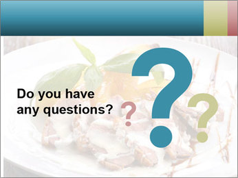 Roasted duck breast PowerPoint Templates - Slide 96