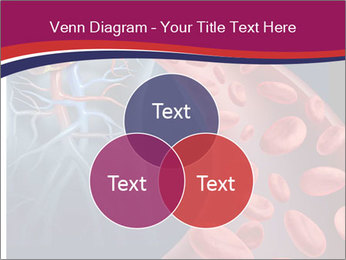 Heart blood PowerPoint Template - Slide 33