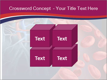 Heart blood PowerPoint Template - Slide 39