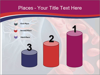 Heart blood PowerPoint Template - Slide 65