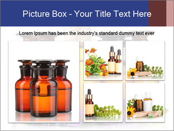 Medicine bottles PowerPoint Template - Slide 19