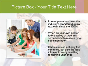 Education PowerPoint Template - Slide 13