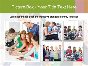 Education PowerPoint Template - Slide 19
