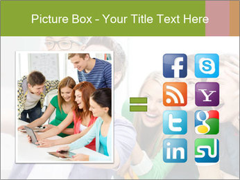 Education PowerPoint Template - Slide 21