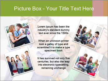 Education PowerPoint Template - Slide 24
