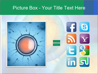 Egg cells flowing PowerPoint Templates - Slide 21