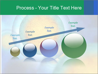 Egg cells flowing PowerPoint Templates - Slide 87
