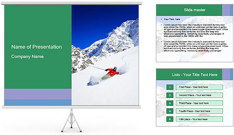 0000087455 PowerPoint Template