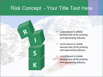 Freeride PowerPoint Template - Slide 81