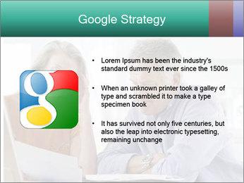 Worried mature PowerPoint Template - Slide 10