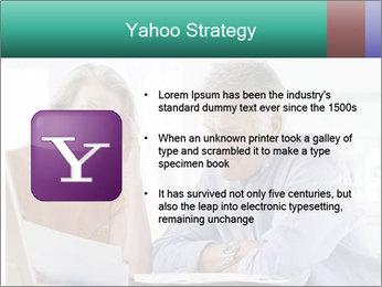 Worried mature PowerPoint Template - Slide 11