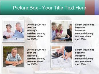 Worried mature PowerPoint Templates - Slide 14