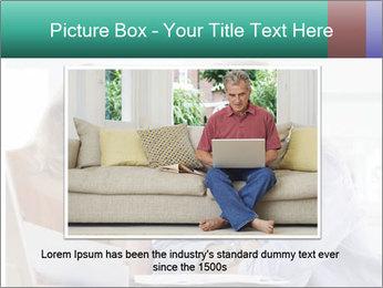 Worried mature PowerPoint Templates - Slide 15