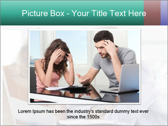 Worried mature PowerPoint Template - Slide 16