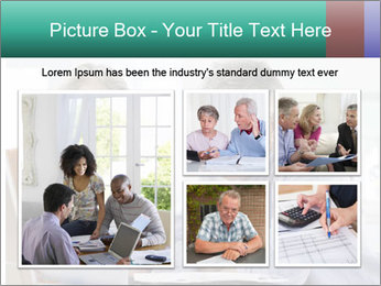 Worried mature PowerPoint Template - Slide 19