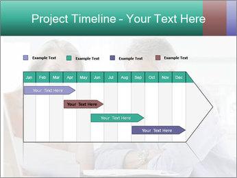 Worried mature PowerPoint Template - Slide 25