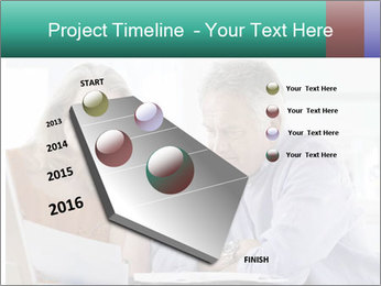 Worried mature PowerPoint Template - Slide 26