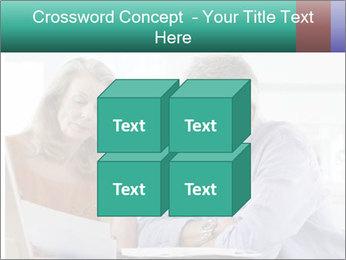 Worried mature PowerPoint Template - Slide 39